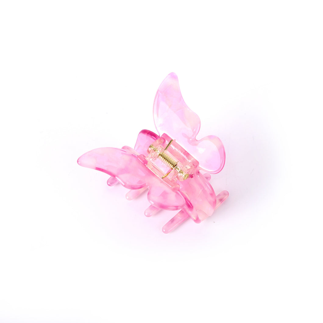 sweet butterfly jaw clip ( medium size)
