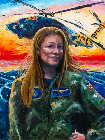 Navy Pilot Allison Ashe Dare To Dream