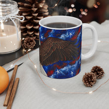 Load image into Gallery viewer, American Eagle Mug 11oz-Mug-fercaggiano