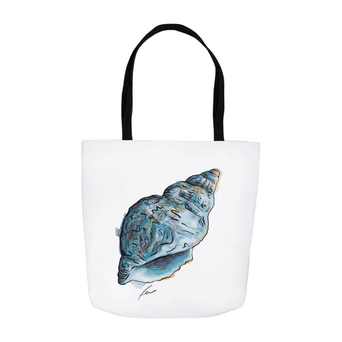 Sea Shell Tote Bag-tote-fercaggiano