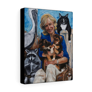 Carol Linville Canvas Gallery Wraps-Canvas-fercaggiano