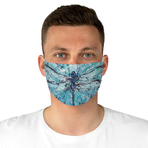 Dragonfly Fabric Face Mask-face mask-fercaggiano