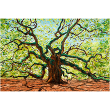 Load image into Gallery viewer, The Majestic Angel Oak Fine Art Prints-paper print-fercaggiano