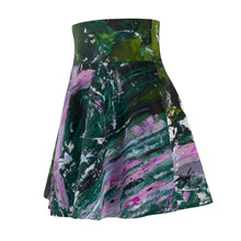 Load image into Gallery viewer, Pink Dolphin Women's Skater Skirt-All Over Prints-fercaggiano