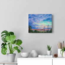 Load image into Gallery viewer, Ravenel Bridge Canvas Gallery Wraps-Canvas-fercaggiano