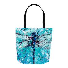 Load image into Gallery viewer, Dragonfly Tote Bags-tote-fercaggiano