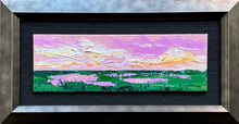 "Load image into Gallery viewer, Easter Morning | Original Oil | 9x3""-original art-fercaggiano"