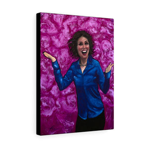 Dr. Heather Collins Gallery Wraps-Canvas-fercaggiano