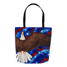 Load image into Gallery viewer, American Eagle Tote Bags-tote-fercaggiano