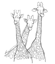 Load image into Gallery viewer, Coloring Pages - Animals Set-Coloring-fercaggiano