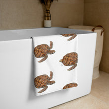 Load image into Gallery viewer, Turtle Towel-towel-fercaggiano