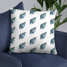 Load image into Gallery viewer, Sea Shell Basic Pillow-pillows-fercaggiano