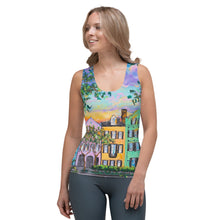 Load image into Gallery viewer, Rainbow Row Tank Top-top-fercaggiano