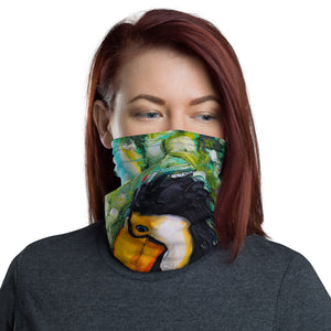 Toucan Neck Gaiter-Gaiter | Sports Sleeve-fercaggiano