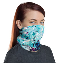 Load image into Gallery viewer, Dragonfly Neck Gaiter-Gaiter | Sports Sleeve-fercaggiano