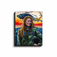 Load image into Gallery viewer, Allison Ashe-Arriola Canvas Wraps-fercaggiano