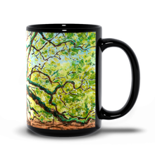 Load image into Gallery viewer, Angel Oak Tree Art Coffee Mugs-mug-fercaggiano