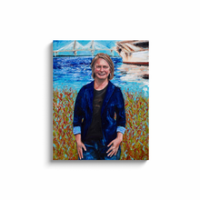 Load image into Gallery viewer, Hannah Giddens Canvas Wraps-fercaggiano