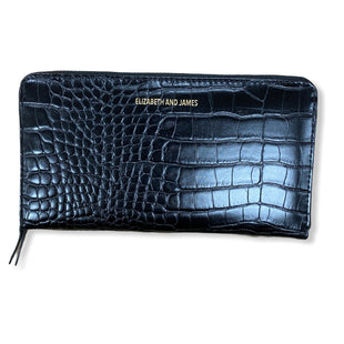 Primary Photo - BRAND: ELIZABETH AND JAMES STYLE: WALLET COLOR: BLACK SIZE: LARGE SKU: 190-190106-52885