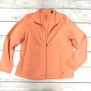 Primary Photo - BRAND: TOMMY BAHAMA STYLE: ATHLETIC JACKET COLOR: ORANGE SIZE: XL SKU: 190-190125-32761