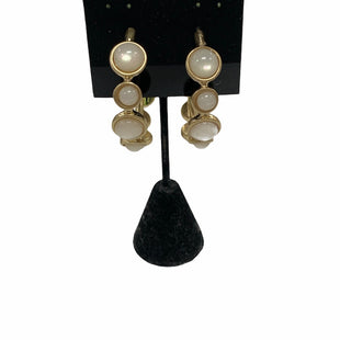 Primary Photo - BRAND: CHICOS STYLE: EARRINGS COLOR: GOLD OTHER INFO: NEW! SKU: 190-190140-24941