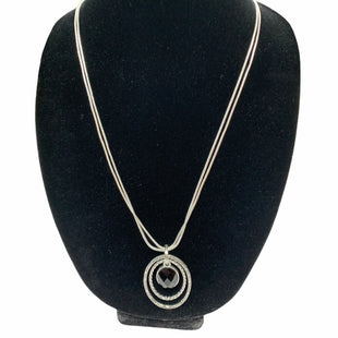 Primary Photo - BRAND: NAPIER STYLE: NECKLACE COLOR: SILVER SKU: 190-19060-47523