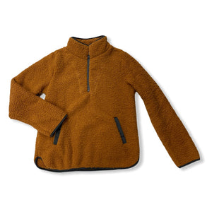 Primary Photo - BRAND:    CLOTHES MENTOR STYLE: FLEECE COLOR: ORANGE SIZE: S SKU: 190-19060-46098