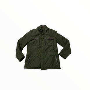 Primary Photo - BRAND: COLE-HAAN STYLE: COAT SHORT COLOR: GREEN SIZE: S SKU: 190-190140-22170