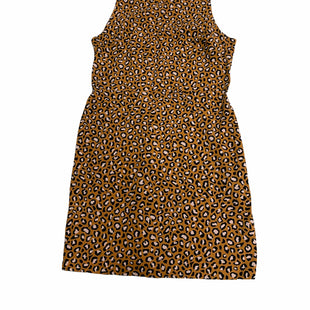 Primary Photo - BRAND: OLD NAVY STYLE: DRESS SHORT SLEEVELESS COLOR: ANIMAL PRINT SIZE: 1X OTHER INFO: NEW! SKU: 190-190106-54340