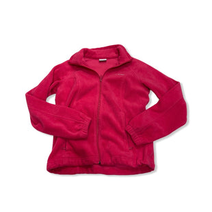 Primary Photo - BRAND: COLUMBIA STYLE: FLEECE COLOR: HOT PINK SIZE: M SKU: 190-190140-20074