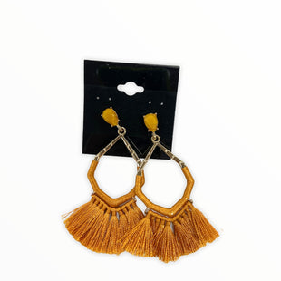 Primary Photo - BRAND:    CLOTHES MENTOR STYLE: EARRINGS COLOR: MUSTARD SKU: 190-190106-54999