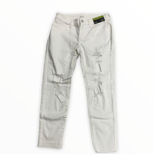 Primary Photo - BRAND: ANA STYLE: JEANS COLOR: OFF WHITE SIZE: 2 OTHER INFO: NEW! SKU: 190-190106-54322