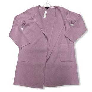 Primary Photo - BRAND: J CREW STYLE: SWEATER CARDIGAN HEAVYWEIGHT COLOR: PURPLE SIZE: M OTHER INFO: NEW! SKU: 190-190140-20429