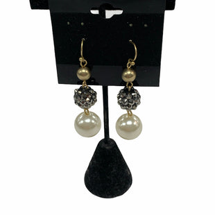 Primary Photo - BRAND: CHICOS STYLE: EARRINGS COLOR: GOLD OTHER INFO: NEW! SKU: 190-190140-24949
