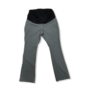 Primary Photo - BRAND: ISABEL MATERNITY STYLE: MATERNITY PANT COLOR: GREY SIZE: 16 OTHER INFO: NEW! SKU: 190-19060-46015