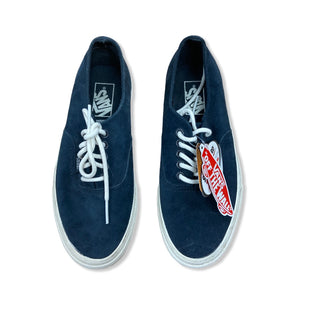 Primary Photo - BRAND: VANS STYLE: SHOES ATHLETIC COLOR: BLUE SIZE: 8 SKU: 190-190106-51671