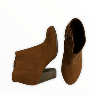 Primary Photo - BRAND: OLD NAVY STYLE: BOOTS ANKLE COLOR: CAMEL SIZE: 7 SKU: 190-190106-53735