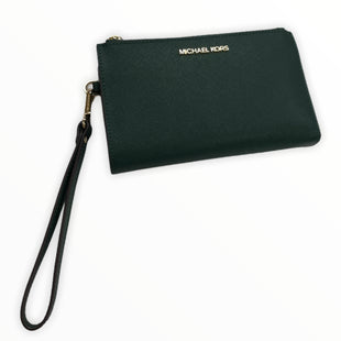 Primary Photo - BRAND: MICHAEL KORS STYLE: WRISTLET COLOR: GREEN SKU: 190-190125-37897