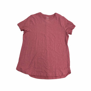 Primary Photo - BRAND: FELINA STYLE: TOP SHORT SLEEVE BASIC COLOR: PINK SIZE: 1X OTHER INFO: NEW! SKU: 190-190125-37875