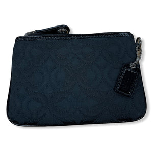 Primary Photo - BRAND: COACH STYLE: WRISTLET COLOR: BLACK SKU: 190-190125-36710