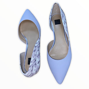 Primary Photo - BRAND: WHITE HOUSE BLACK MARKET STYLE: SHOES FLATS COLOR: PURPLE SIZE: 10 SKU: 190-19060-45729