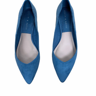 Primary Photo - BRAND: KELLY AND KATIE STYLE: SHOES FLATS COLOR: BLUE SIZE: 8.5 SKU: 190-190140-22640