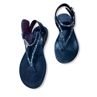 Primary Photo - BRAND: COACH STYLE: SANDALS FLAT COLOR: BLACK SIZE: 5 SKU: 190-190151-492