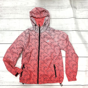 Primary Photo - BRAND: NEW BALANCE STYLE: ATHLETIC JACKET COLOR: PINK SIZE: M SKU: 190-190106-48927