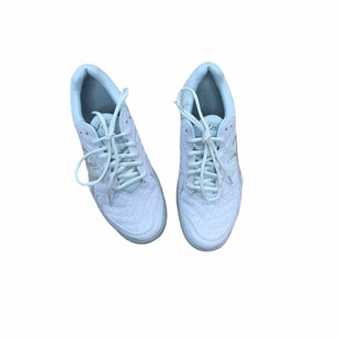 Primary Photo - BRAND: ASICS STYLE: SHOES ATHLETIC COLOR: WHITE SIZE: 9.5 SKU: 190-190140-25401