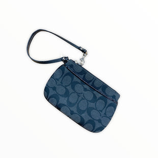 Primary Photo - BRAND: COACH STYLE: WRISTLET COLOR: BLACK SKU: 190-19060-44699