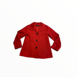 Primary Photo - BRAND: ELLEN TRACY STYLE: JACKET OUTDOOR COLOR: RED SIZE: XS SKU: 190-19060-47018