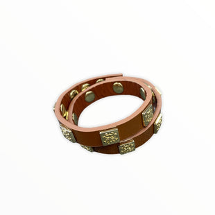 Primary Photo - BRAND: RUSTIC CUFF STYLE: BRACELET COLOR: BROWN SKU: 190-19060-45553