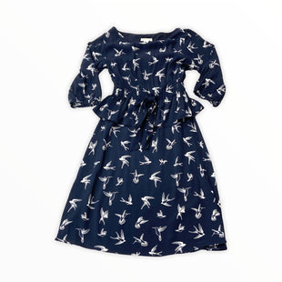 Primary Photo - BRAND: H&M MAMA STYLE: MATERNITY DRESS COLOR: BLUE WHITE SIZE: XS SKU: 190-190125-37695