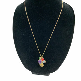 Primary Photo - BRAND: LOFT STYLE: NECKLACE COLOR: GOLD SKU: 190-190140-22702